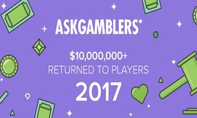 ASKGAMBLERS 10 million returned