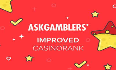 AskGamblers Updates CasinoRank