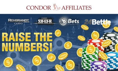 Mega May at Condor Affiliates