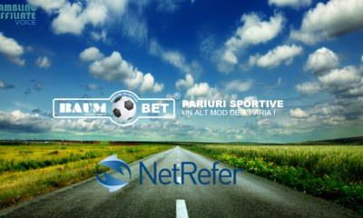 BaumBet has recently launched their affiliate programme with NetRefer