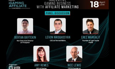 New Affiliate Marketing Trends in iGaming: Topic Will Be Analysed by Top Experts at Prague iGaming Affiliate Conference Panel Discussions