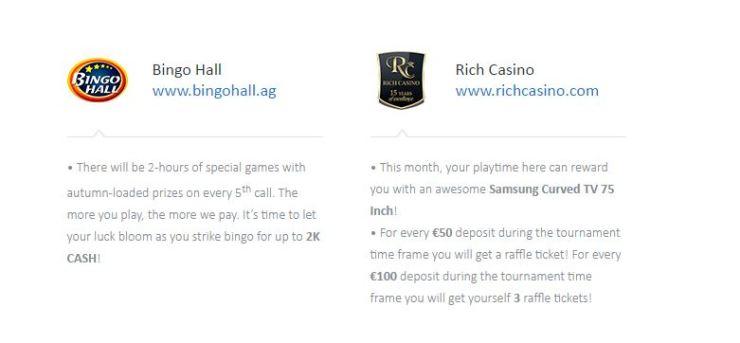 Revenue Giants Promotions