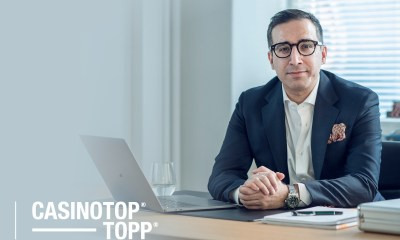 Meet Reza Shojaei, the founder of multinational CasinoTop.com