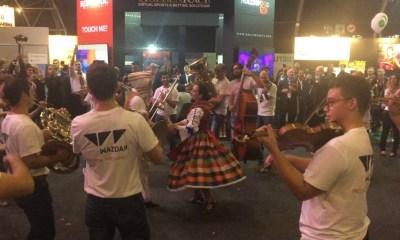 SiGMA Malta Philharmonic Flash Mob