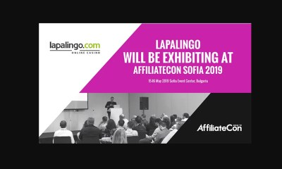 Lapalingo the latest exhibitor to sign up for AffiliateCon Sofia 2019