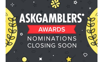 The nomination period for the AskGamblers Awards is about to end