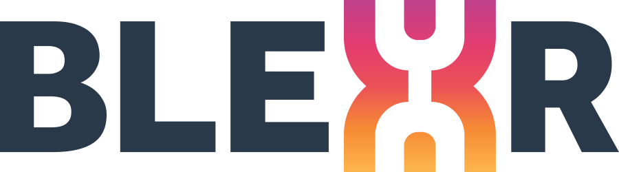 BLEXR logo