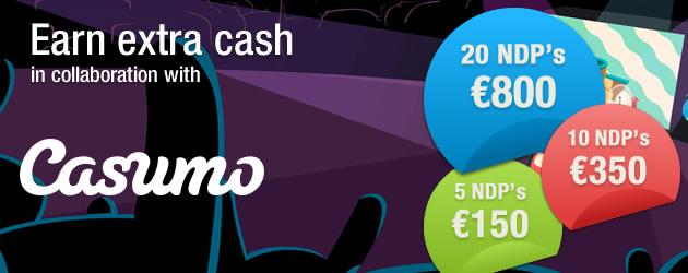 Casumo cash