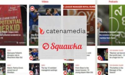 Catena acquires Squawka