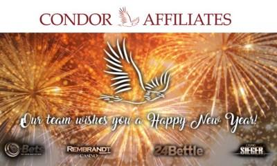 Condor Affiliates Happy New Year