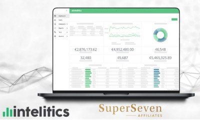 SuperSeven selects Intelitics to power its affiliate programme