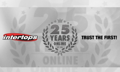 Intertops celebrates 25 years since online gambling first