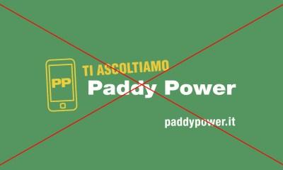 Paddy Power departs the Italian market