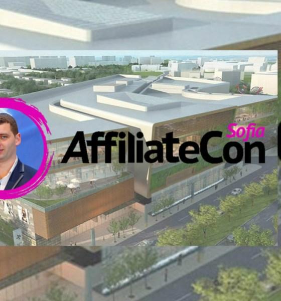 Peter Ivanov to speak at AffiliateCon Sofia 2018