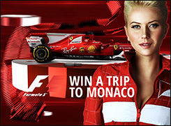 race to Monaco GP