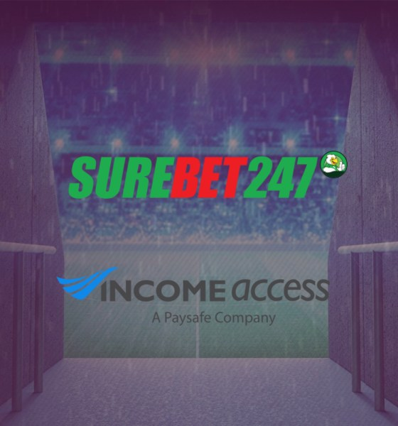 Surebet247 Relaunches Affiliate Programme with Income Access