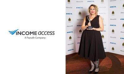 Tara Wilson of Paysafe Group's Income Access Wins Silver Stevie Award
