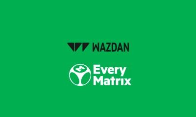 Wazdan signs with EveryMatrix