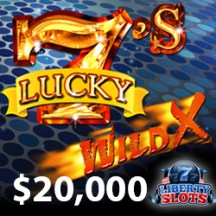 Liberty Slots player in seventh heaven after bagging $20,000 off three cents