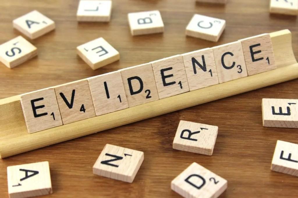 Evidence Redux
