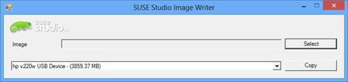 suse image writer