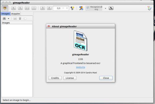 install gimagereader on ubuntu
