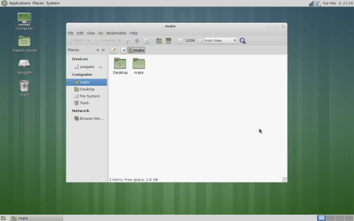 install mate destop on opensuse 13.1