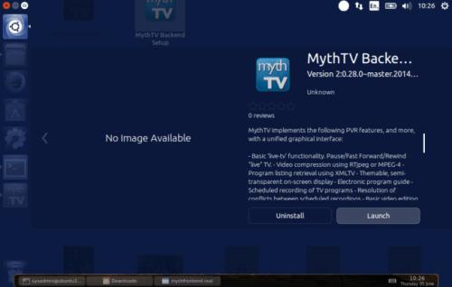 mythTV 0.28 Ppa