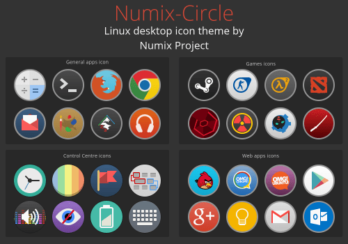 numix-ppa for ubuntu