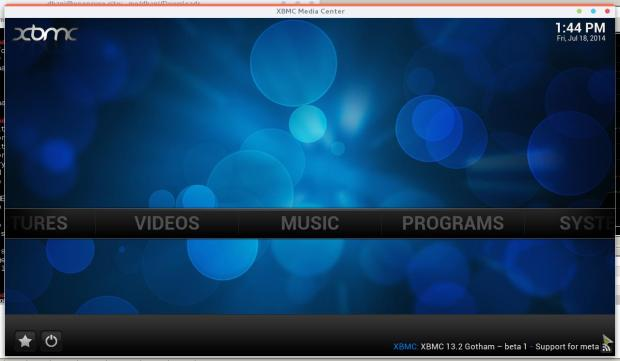 install xbmc on opensuse 2