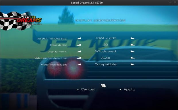 speed dreams racing screenshots 2