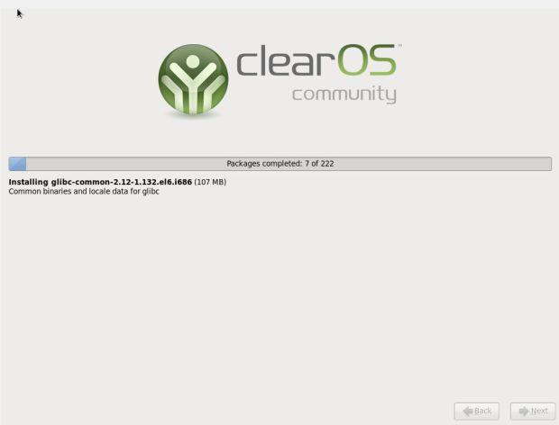 upgrade clearos 6.5 screenshot 7