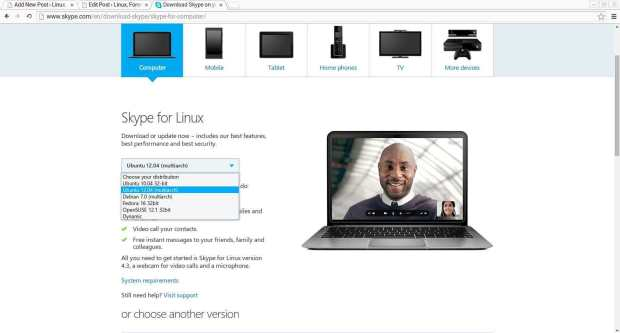 skype 4.3 zorin 2