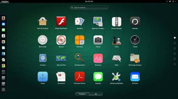 ieos7 icon theme opensuse 13.2