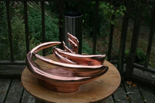 anamorphic sculpture 1