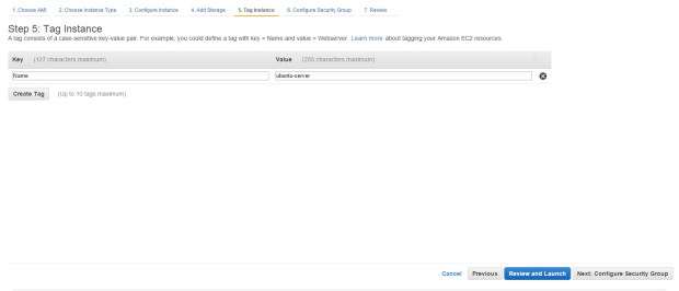 aws create new instance 4