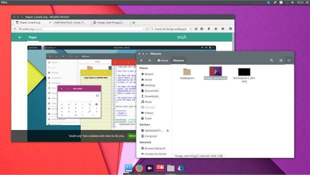 ubuntu 14.04 material design 2