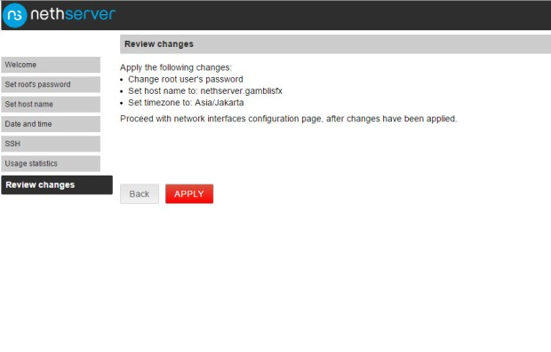 configure nethserver 6.6 tutorial 7