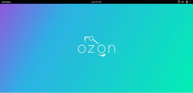 ozon os default