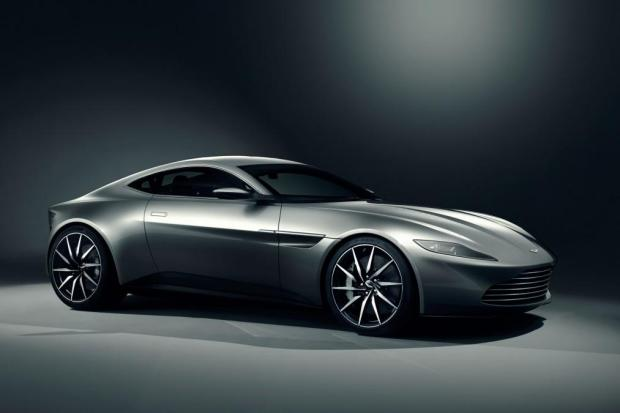 aston martin DB10 photo 1