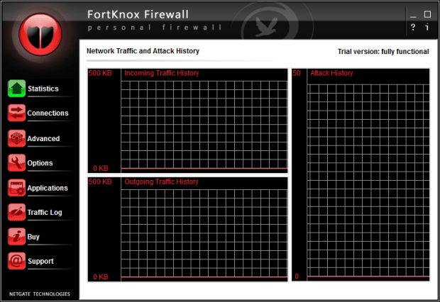 fortknock firewall
