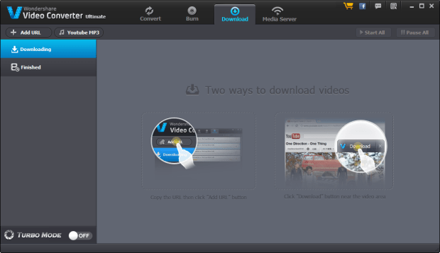 wondershare video converter download video