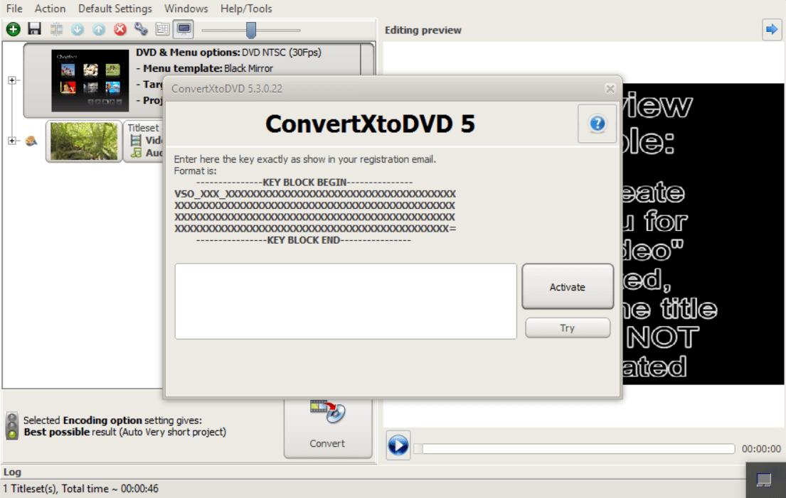 convertxtodvd 5 download