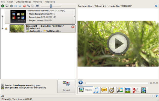 convertXtoDVD 5.3 full version