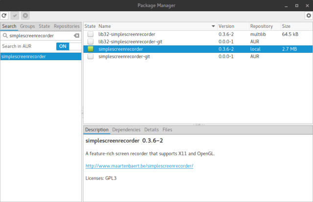 install simple screen recorder manjaro 15.12-4.png