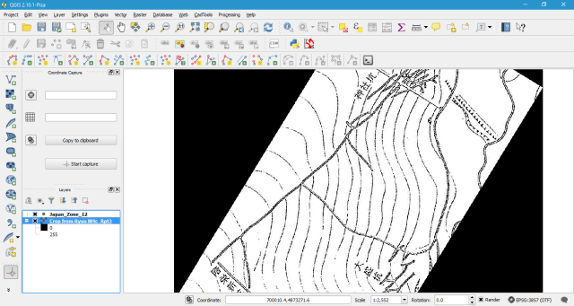 open image on qgis 1