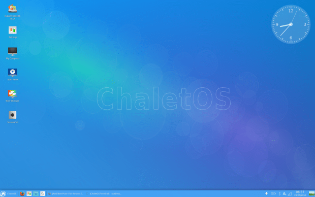 chaletos 16.04 screenshot 1