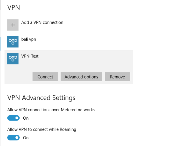create vpn connection windows 10 8