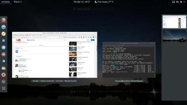 korora 23 screenshot 2