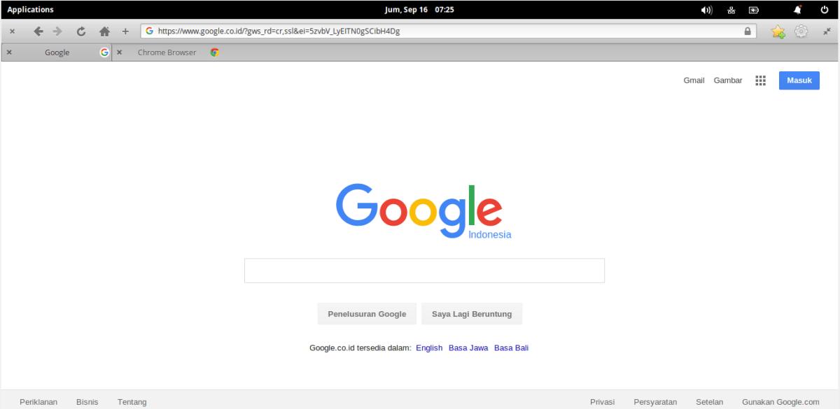 google-chrome-on-elementary-loki - Tutorial and Full ...